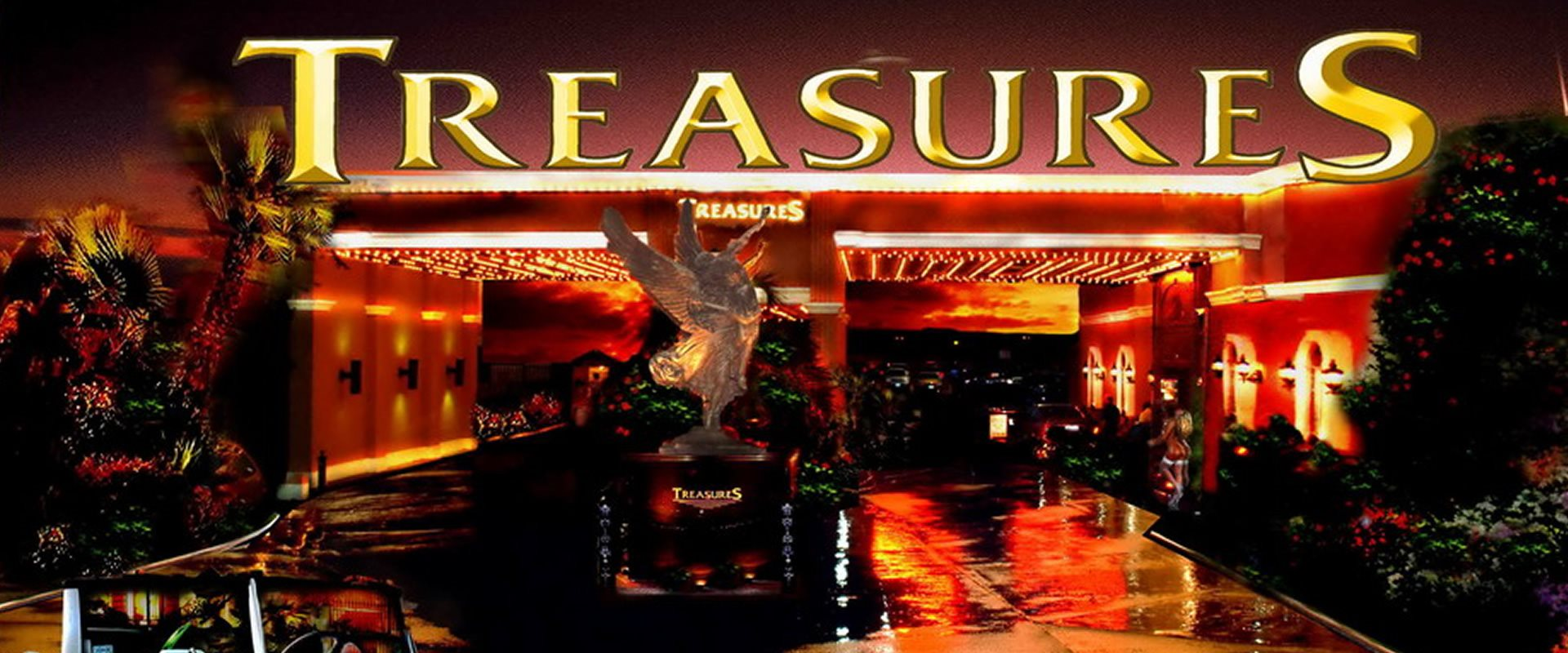 Treasures strip club Houston Texas
